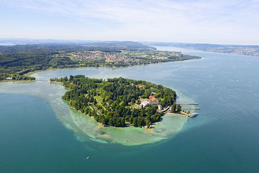 Insel Mainau Beliebteste Ausflugsziel Am Bodensee