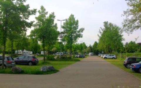 Parkplatz Lindau Bodensee