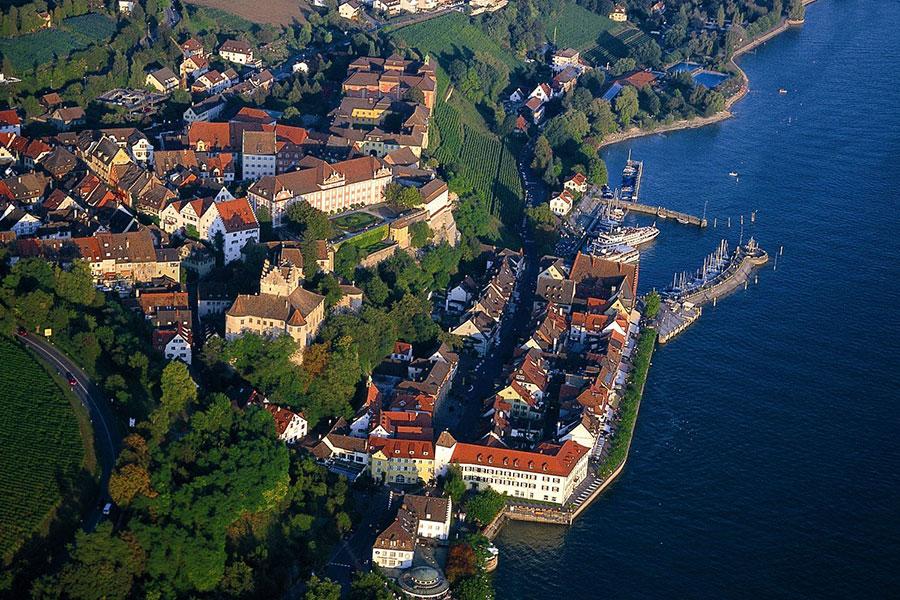 Hotel Bad Schachen Lindau Karte