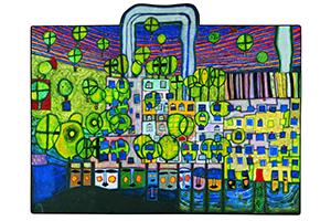 Hundertwasser-839-Die-dritte-Haut-Mixed-media-1982-klein_300x200
