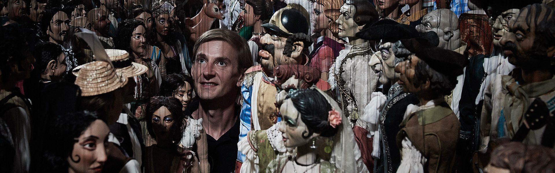Marionetteoper | Foto: Hari Pulko