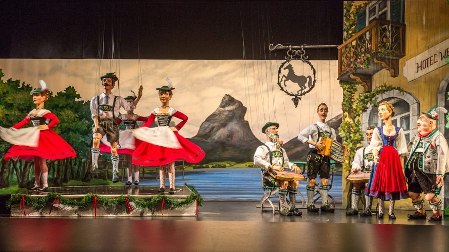 Marionettenoper | Foto: Christian Flemming