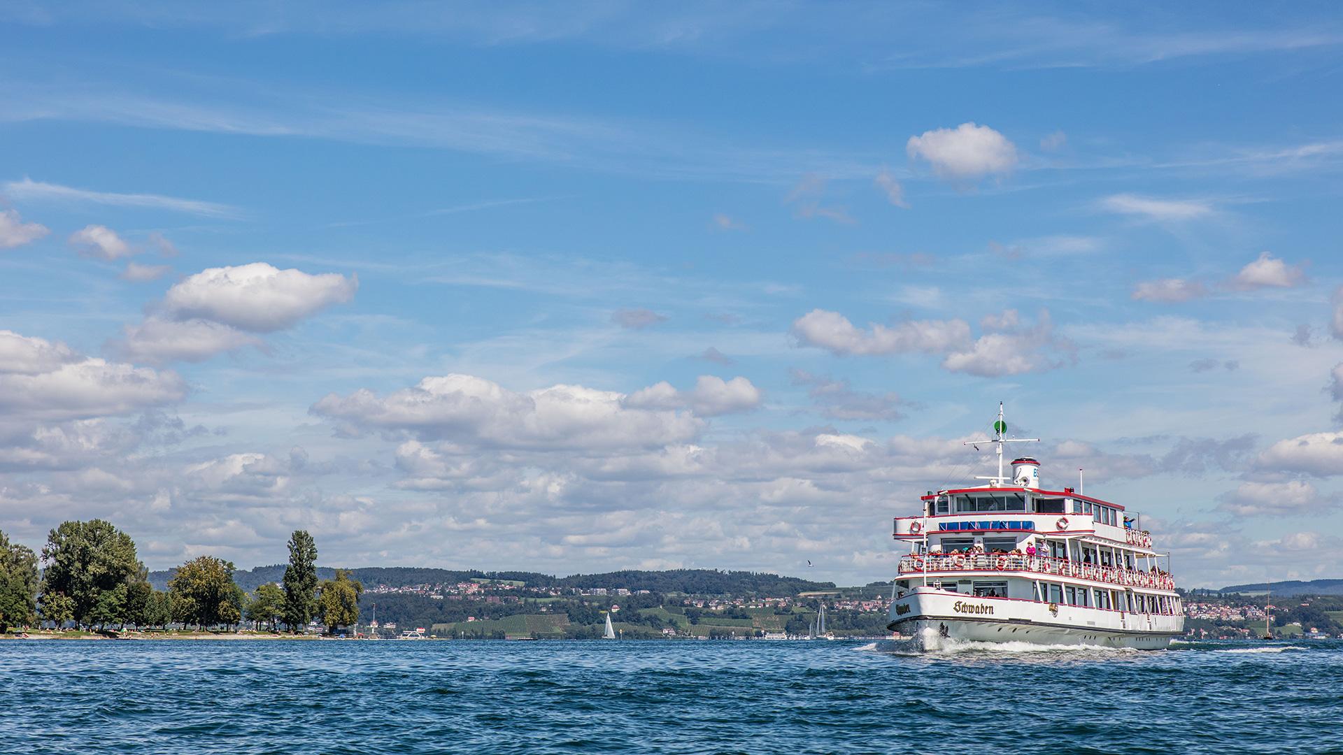 Weisse Flotte   Foto: Marc Seeh