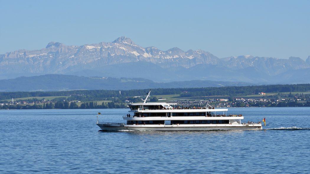 Weisse Flotte | Foto: Peter Allgaier