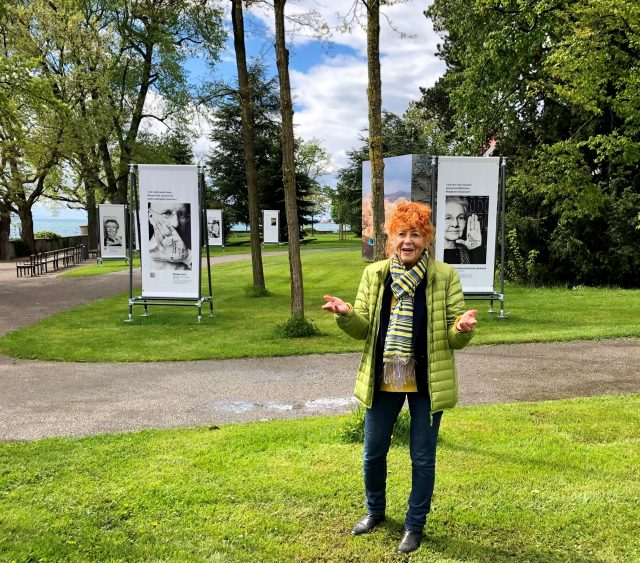 "Herlinde Koelblin Lindau, Bild: Stefanie Bernhard Lentz<span class=""media-copyright d-block""><span class=""copy-text d-block"">© Stefanie Bernhard-Lentz</span></span>"
